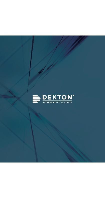 Dekton Architectural Catalog