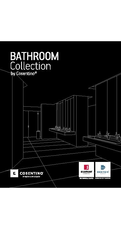 Cosentino Bathroom Collection