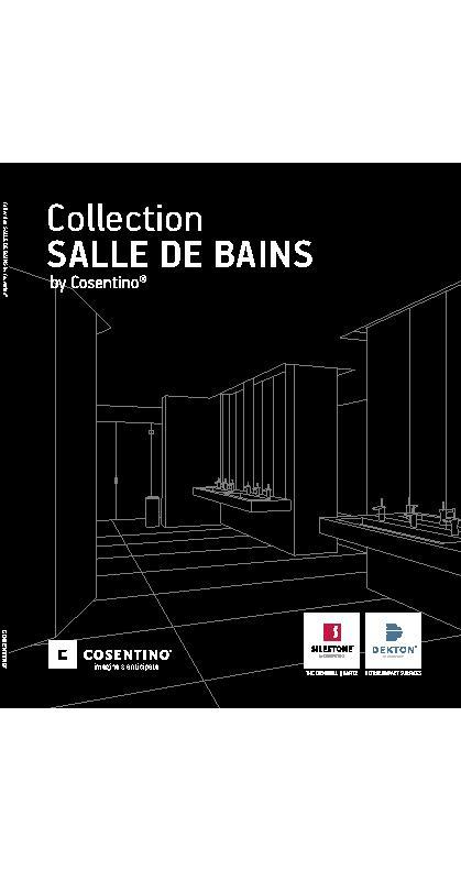 Cosentino Bathroom Collection