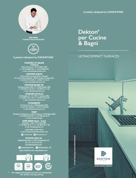 Dekton Pocket Leaflet