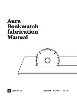 Manual de Elaboración - Aura Bookmatch