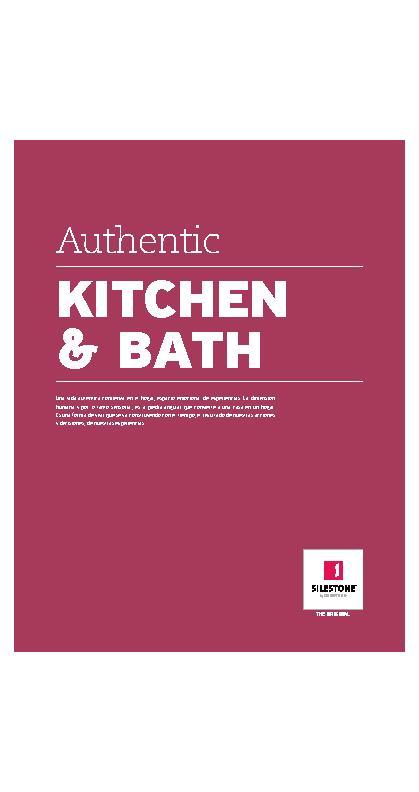 Catálogo Kitchen & Bath