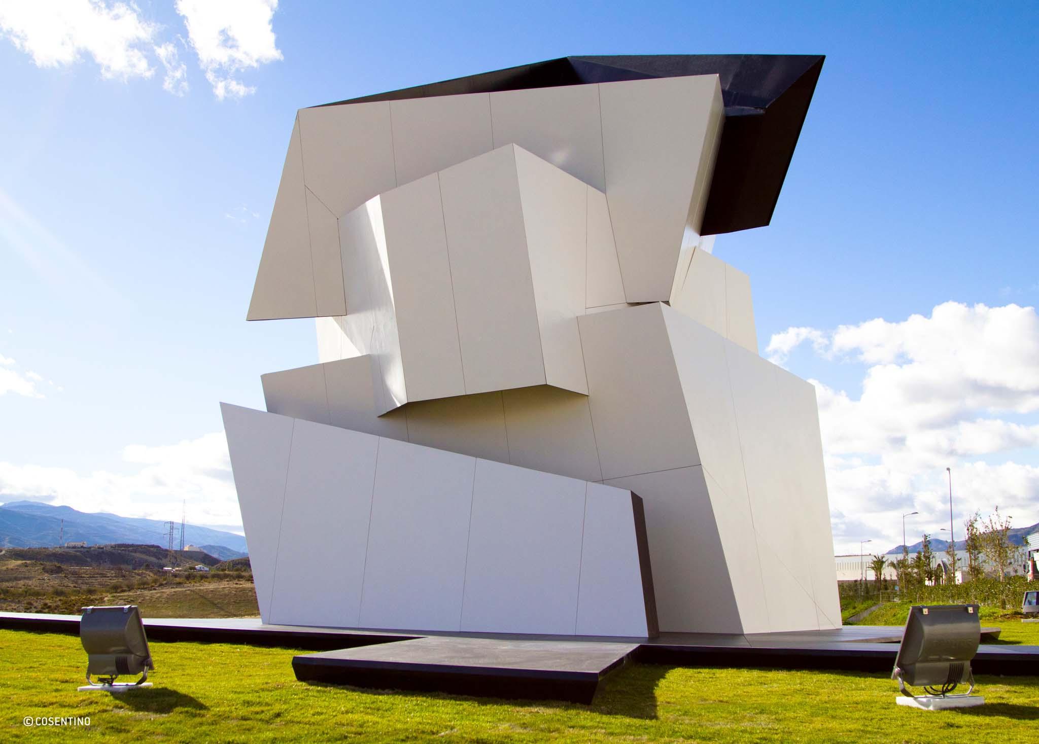 Dekton galerie for Design architectural