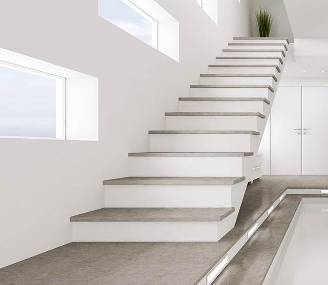 Dise o y construcci n de escaleras todo lo que necesitas for Ver escaleras de interior